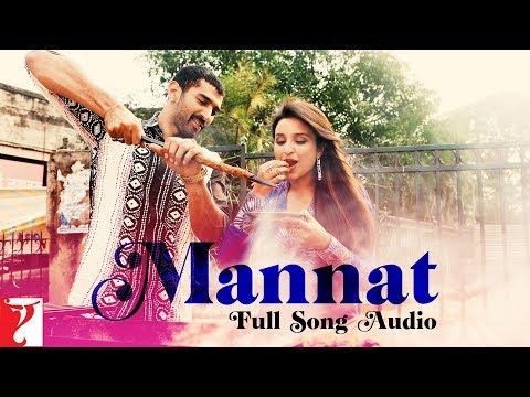 Mannat - Full Song Audio | Daawat-e-Ishq | Sonu | Shreya | Keerthi | Sajid-Wajid
