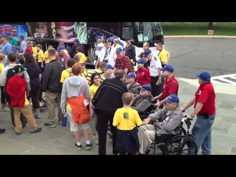 Bethany Christian School Students Sing to WW-II Veterans, Part 3 of 3
