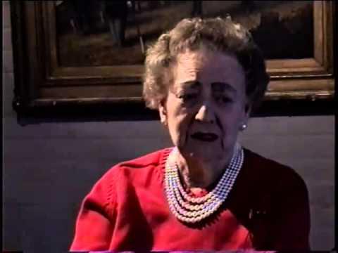 Margaret Doris Lear, nee Alund, Seaman First Class, US Navy, World War Two