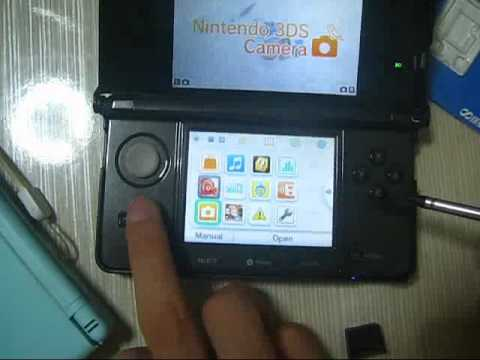 R4i SDHC 3DS Firmware Upgrade for Nintendo 3DS V2.0.0-2 Tutorial.flv
