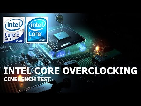 INTEL CORE 2 QUAD Q6600 OVERCLOCK 3GHZ