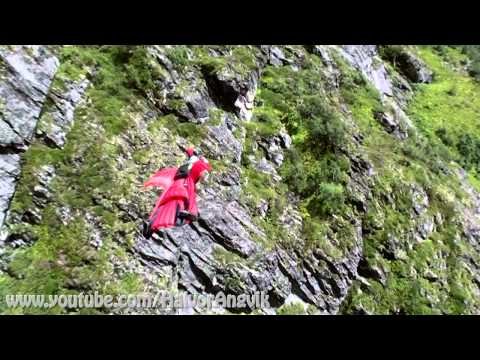 Wingsuit Proximity Flying - A day at the office