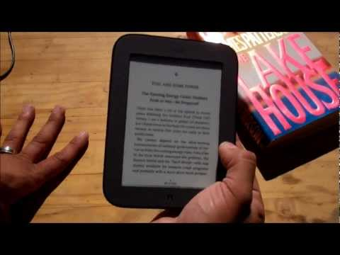 Barnes & Noble NOOK Review (2nd Generation)