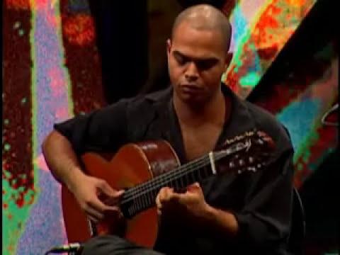 Marcel Powell | Prelúdio das Diminutas (Baden Powell) | Instrumental SESC Brasil
