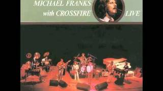 Watch Michael Franks Dont Be Blue video