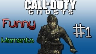COD Ghost Comedy Gaming