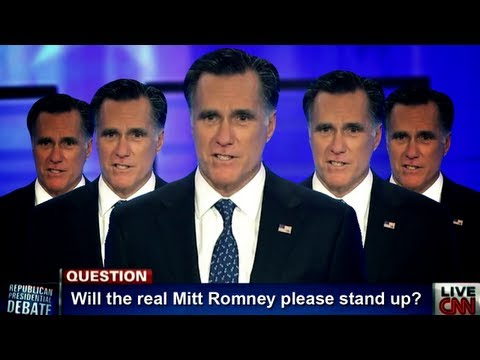 Will The Real Mitt Romney Please Stand Up (feat. Eminem)