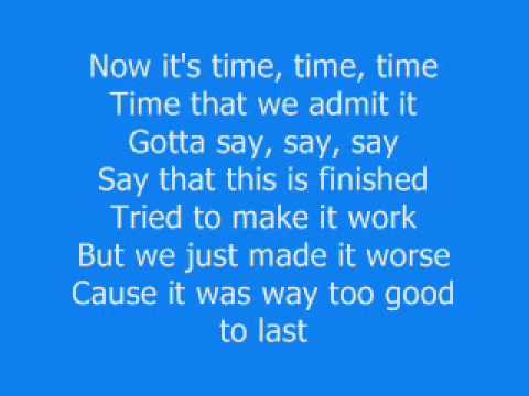 Faber Drive - Our Last Goodbye