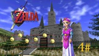 Let's Play Zelda Ocarina of Time [German] [Part 4] - Hyrule City Life!