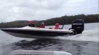 Bullet 1850 Ski Boat Mercury 250 Pro XS 2011