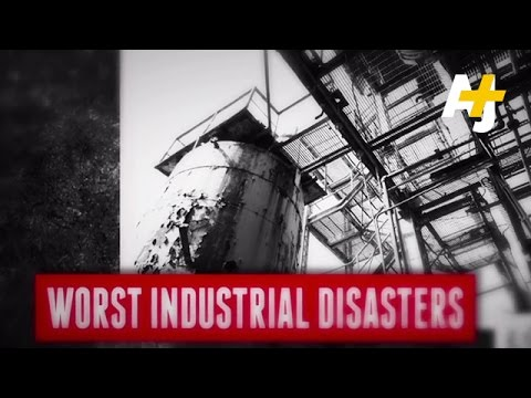 India's Bhopal Gas Disaster Explained