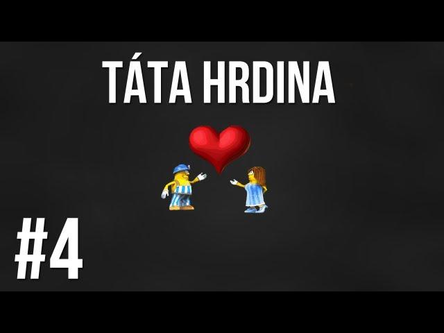 """Let's Play Česky - Táta hrdina díl. 4 """"Tetris"""""""