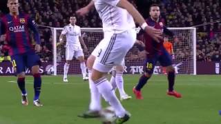 Barcelona vs Real Madrid 2-1 COPE