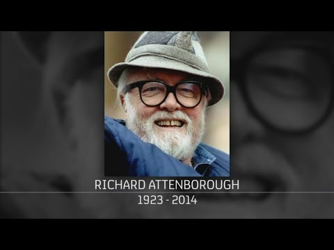 Richard Attenborough obituary: Friend, mentor, inspiration | Channel 4 News