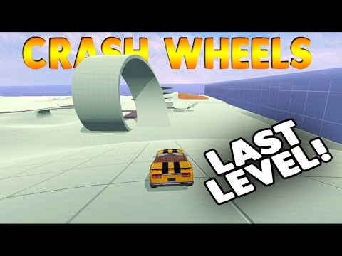 Crash Wheels Game | LAST LEVEL & A LOOP DE LOOP! | Lets Play Crash Wheels Gameplay