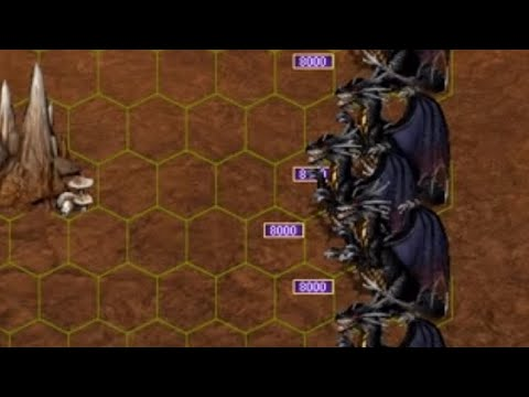 Heroes of Might and Magic III: 56,000 Black Dragons