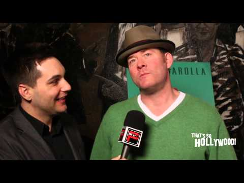 David Koechner excited that