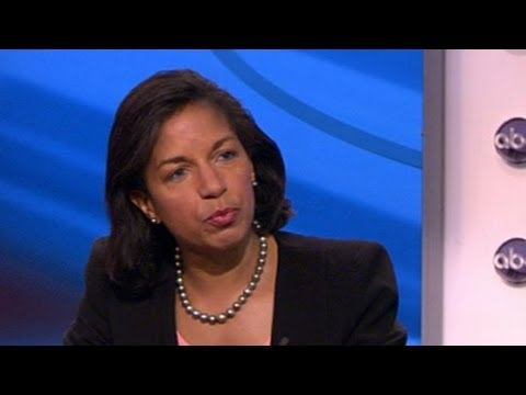 Susan Rice 'This Week' Interview: U.S. Ambassador to UN Discusses Muslim Protest (09/2012)