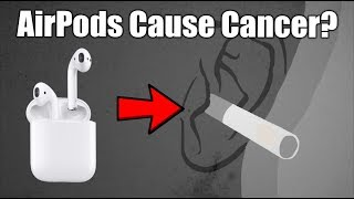 Video: Do Apple AirPods cause Cancer? EMF Radiation Bluetooth Testing