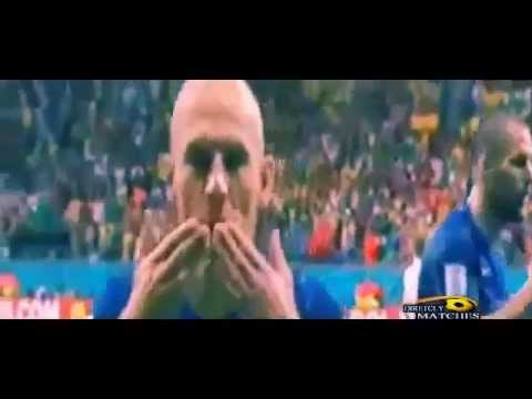 Spain vs Netherlands 2014 1-5 Goals and Highlights - Brazil World Cup 2014