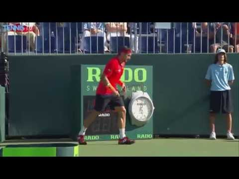 Miami 2015 Tuesday Ferrer Hot Shot