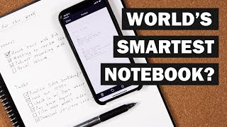 World's Smartest Notebook? My Review of the Rocketbook Everlast