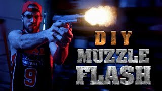 Make Your Own Custom Muzzle Flash (After Effects)