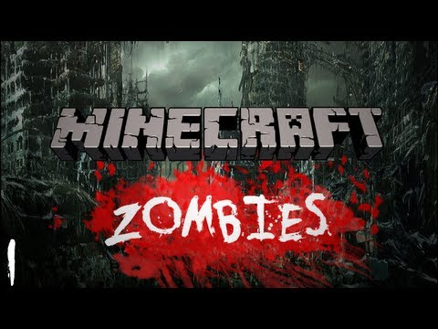 Minecraft: TranZit Zombies - Ep. 1 (BLACK OPS 2 ZOMBIES IN MINECRAFT)
