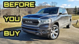 2019 Ram 1500 Review: The Best All Around Truck Ever?