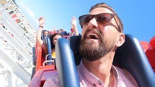 A Super Magical Day In Disneyland!! | Favorite Ride POVs, Food & Fun!