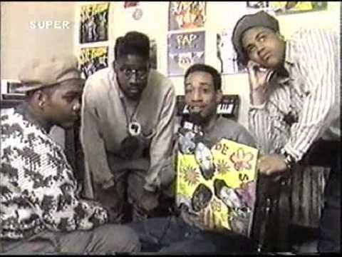 De La Soul - 3 feet high TV 1989