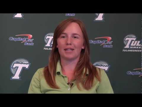 Get To Know... Gemma Dryburgh, Tulane Women's Golf