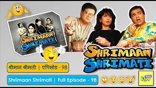 Shrimaan Shrimati - Episode 98 - Full Episode