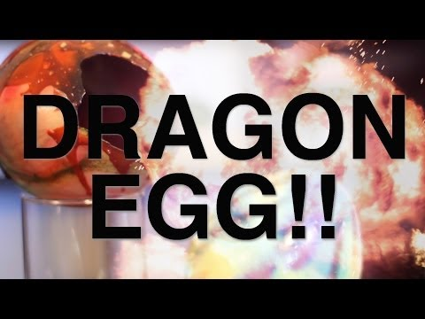 How to Make: Dragon Egg!!