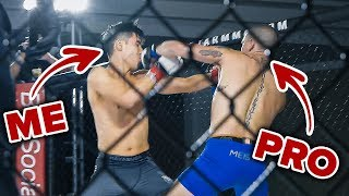 I Trained To Become An MMA Fighter In 4 Months