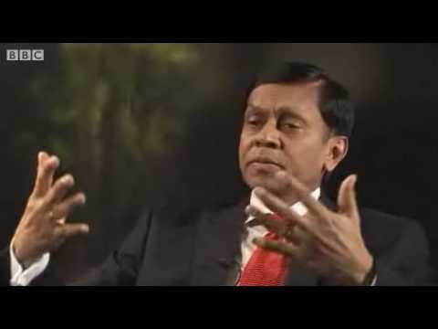 Sri Lanka central bank govenor upbeat about economy.wmv
