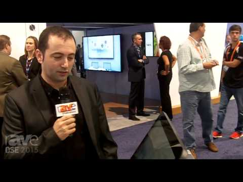 DSE 2015: AOPEN Presents Google Chrome Base 22″ All-in-one Kiosk Device