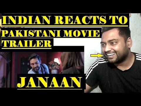 Indian Reacts To Janaan | Pakistani Movie