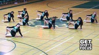Paly High Cheerleaders