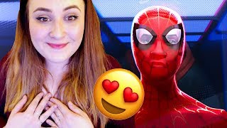 SPIDER-MAN: INTO THE SPIDER-VERSE - Official Trailer #2 - Reaction