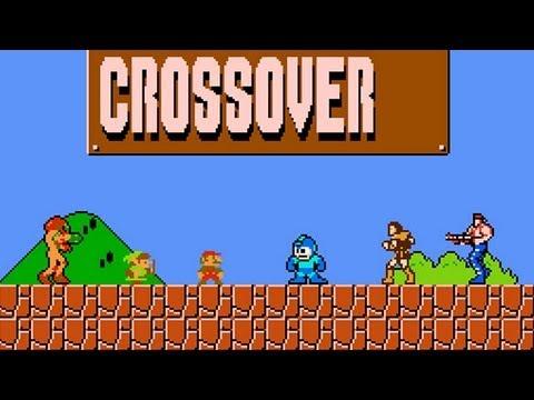 Descargar Super Mario Crossover Full. portable 1 link mediafire