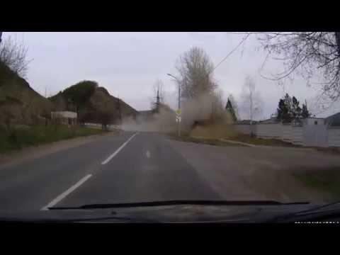 Авария (отказали тормоза)