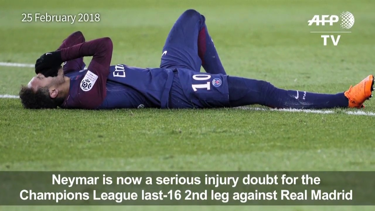 Neymar suffers fractured metatarsal, doubt to face Real Madrid