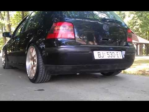 Golf 4 TDI straight pipe