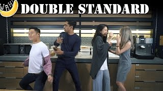 Double Standard #Sponsored