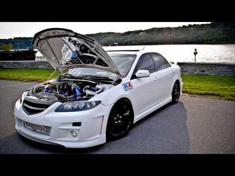 Mazda 6 Turbo Youtube