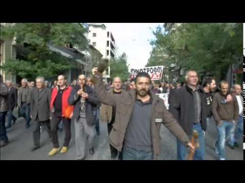 2226 v3 - GREECE-PROTEST-FARMERS