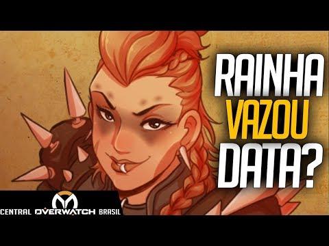 OVERWATCH - RAINHA DE JUNKERTOWN TEM DATA DE LANÇAMENTO VAZADA - Central Overwatch Brasil