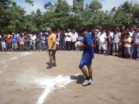 Semifinales del Campeonato el campito De Barriles
