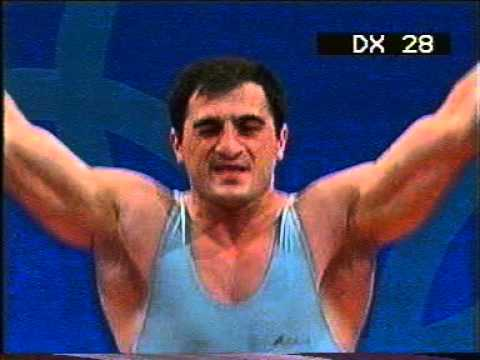 Men 85 kg A Weightlifting - Olympic Games Sydney 2000 - by G